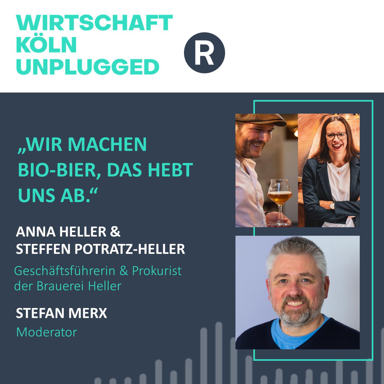 Anna Heller und Steffen Potratz-Heller